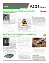 ACG Newsletter